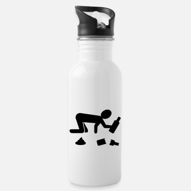 Parody Humorous Comedy Entertaining drunk - Water Bottle