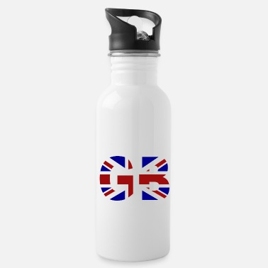 Gb GB Union Jack - Water Bottle