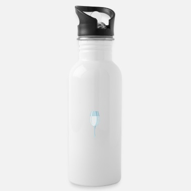 Alcoholic Alcohol alcohol - Water Bottle
