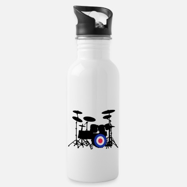 Drumset Mod Drumset - Water Bottle