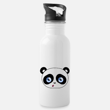 Beady Eyes Kawaii Panda Beady Eyes - Water Bottle
