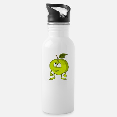 Grim Grim apple - Water Bottle