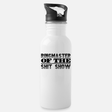 Spoke Genie Ringmaster Shit Show - Water Bottle