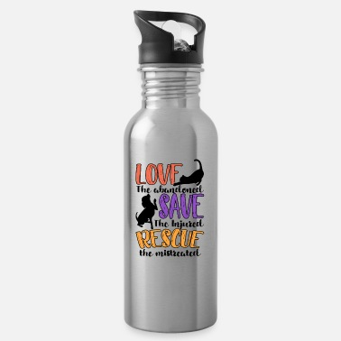Animal Animal Rescue - Water Bottle