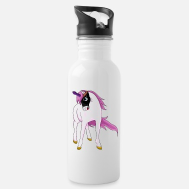 Unicorn sex slave - Water Bottle