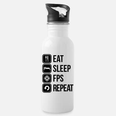 Fps fps - Trinkflasche