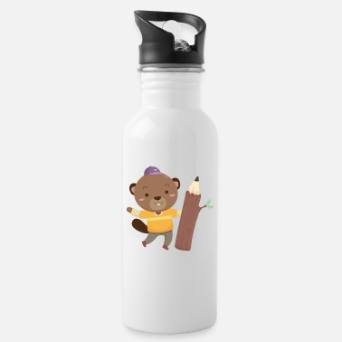 First Day Of School Back to school - Water Bottle