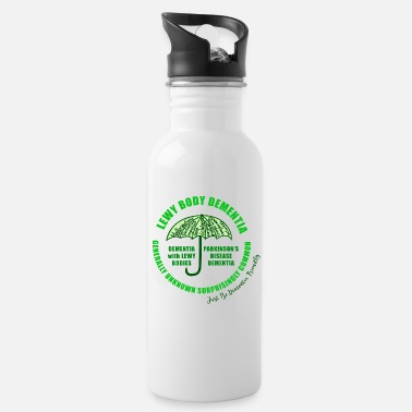 Lewy Body Dementia - Water Bottle