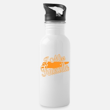 Knoxville I miss knoxville t-shirt - Water Bottle
