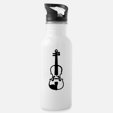 Violino violin - Water Bottle