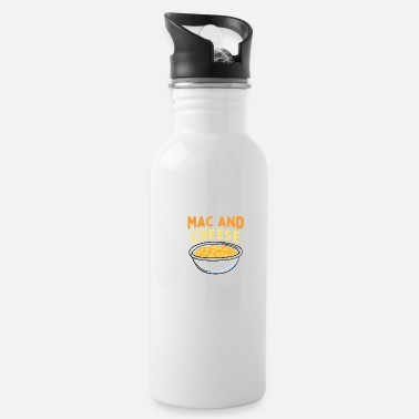 Ketchup A Day Without Mac And Cheese Is A Day - Trinkflasche
