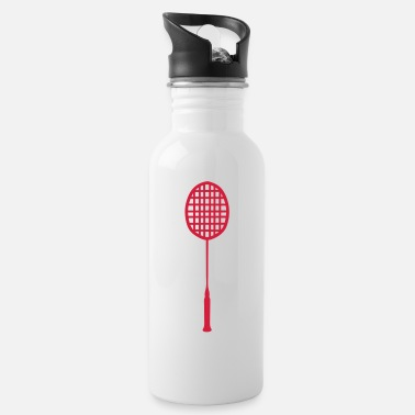 Racket racket badminton racket sport0 - Drinkfles