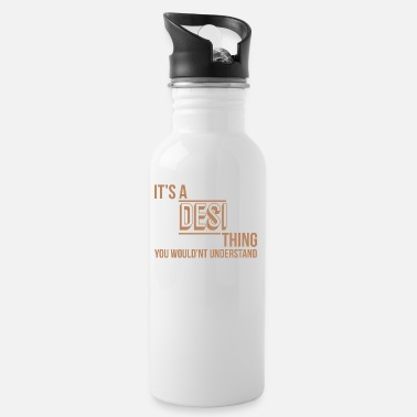 Desi IT'S A DESI THING - Water Bottle