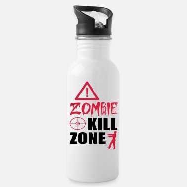 Kill Zone zombie kill zone 2 - Water Bottle