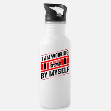 Sports motivation - Water Bottle