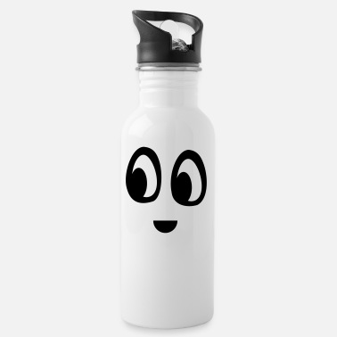 Funny face - Water Bottle