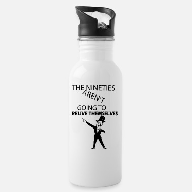 Nineties nineties - Water Bottle