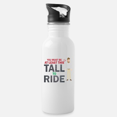 Minimum Minimum size for a ride - Water Bottle