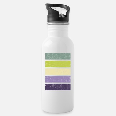 Color Scheme color scheme spring - Water Bottle