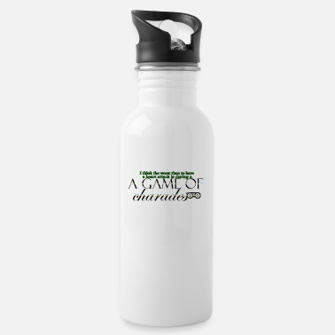 Charade Game of Charades 53 G - Water Bottle