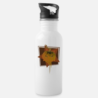 Grim Grim pumpkin - Water Bottle