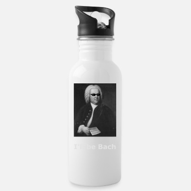 Ill Be Bach I'll be Bach - Trinkflasche