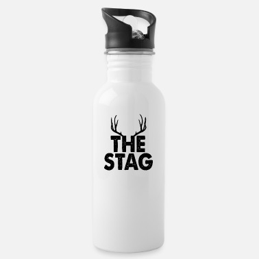 Stag The Stag - Water Bottle