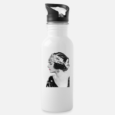 1920s Violadana, 1920s Actor - Water Bottle
