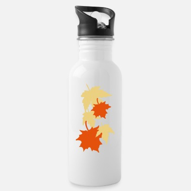 Leaves Leaves - Water Bottle