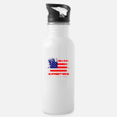 State United States - United States - Water Bottle
