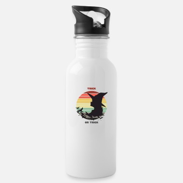 Trick Sunset Witch /Trick or Trick - Water Bottle