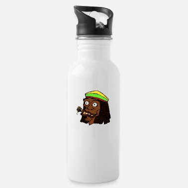 Rasta rasta - Water Bottle