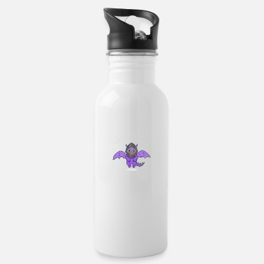 Orders Of Chivalry Dragon Dragon Baby Dragon Knight Knightly Order - Water Bottle