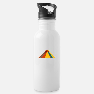 Inca Inca Pyramid - Water Bottle