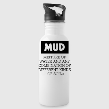 Mud - definition - Drikkeflaske
