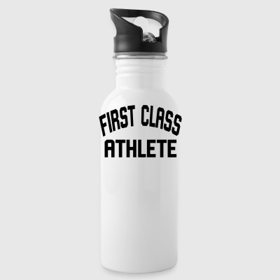 First Class Athlete - Water Bottle