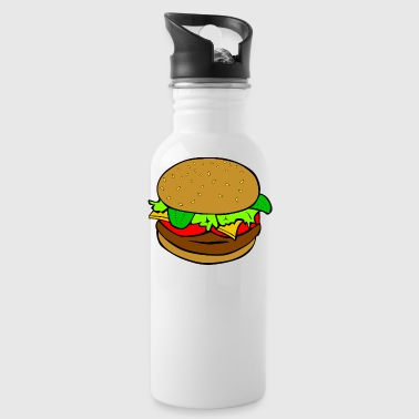 hamburger - Drinkfles