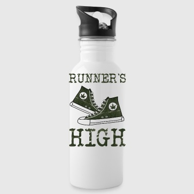 RUNNER`S HIGH - Water Bottle