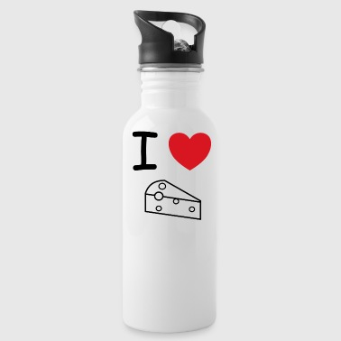 I love cheese milk gift idea - Water Bottle