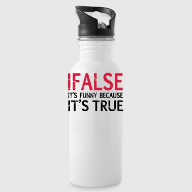 ! FALSE - Water Bottle