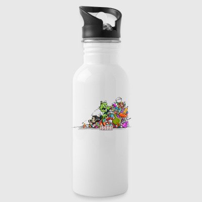 Dr. Zombie - Water Bottle