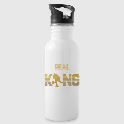Real King - Basketball Sport Fitness Dunk Korb - Trinkflasche