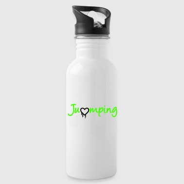 Jumping - Jumping Fitness - Water Bottle