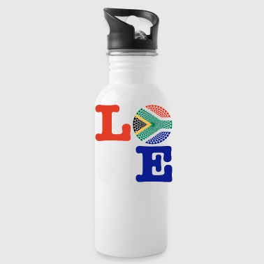 SOUTH AFRICA HEART - Water Bottle