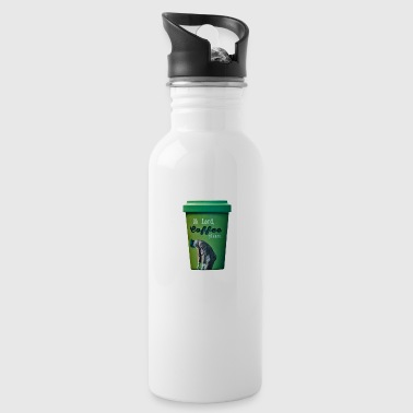 coffee to go - Water Bottle