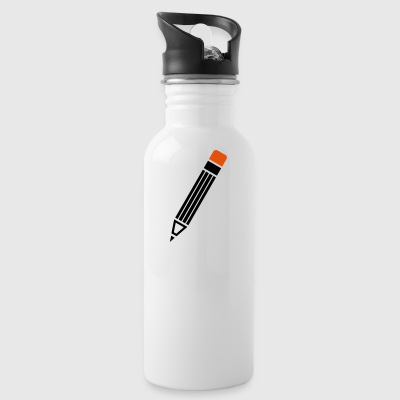 pencil - Water Bottle