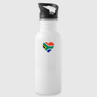 Love love gift south africa south africa - Water Bottle