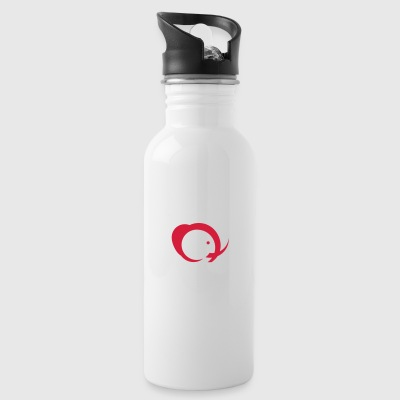 mammoth logo - Water Bottle