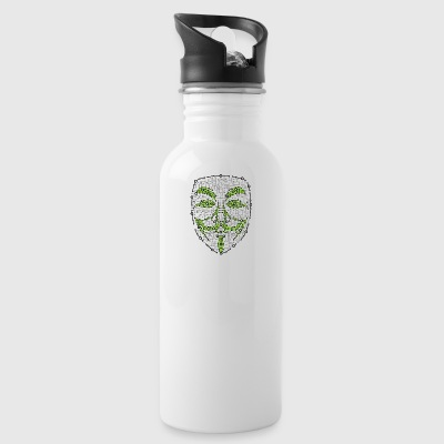 Digital Anonymous Version 01 - Water Bottle
