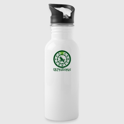 Star sign Capricorn / Zodiac Capricorn - Water Bottle